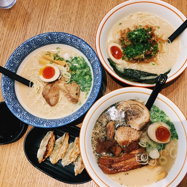 Ramen That Is Sō Value For Money