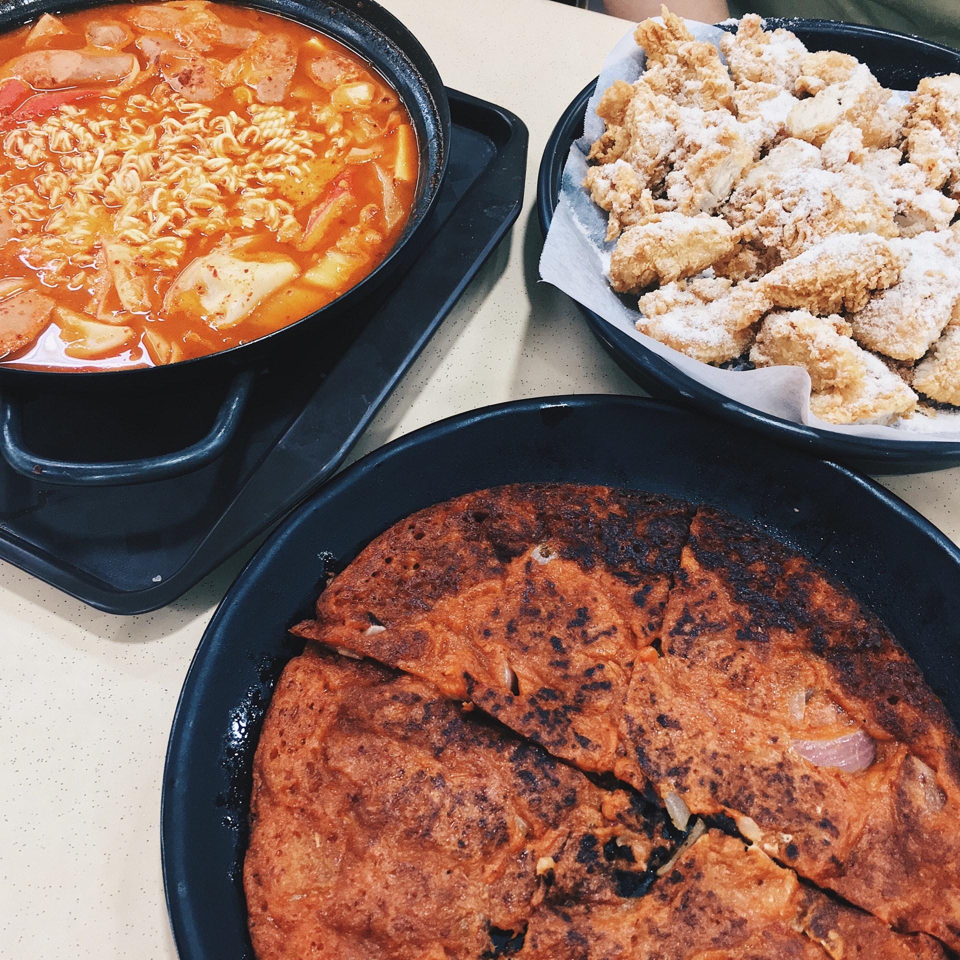 Korean Food 🍴