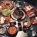 Korean BBQ And Pancake