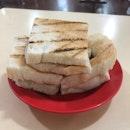 Traditional Kaya Toast
