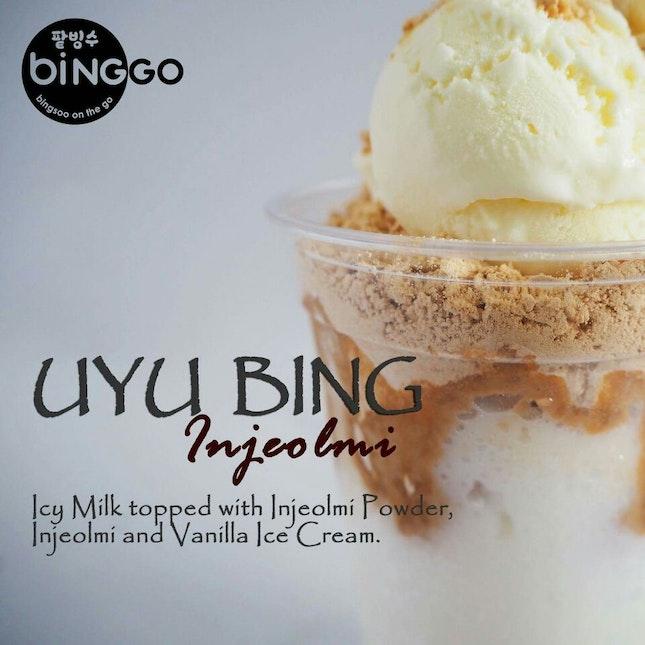 Our Menu (Uyu Bing)
