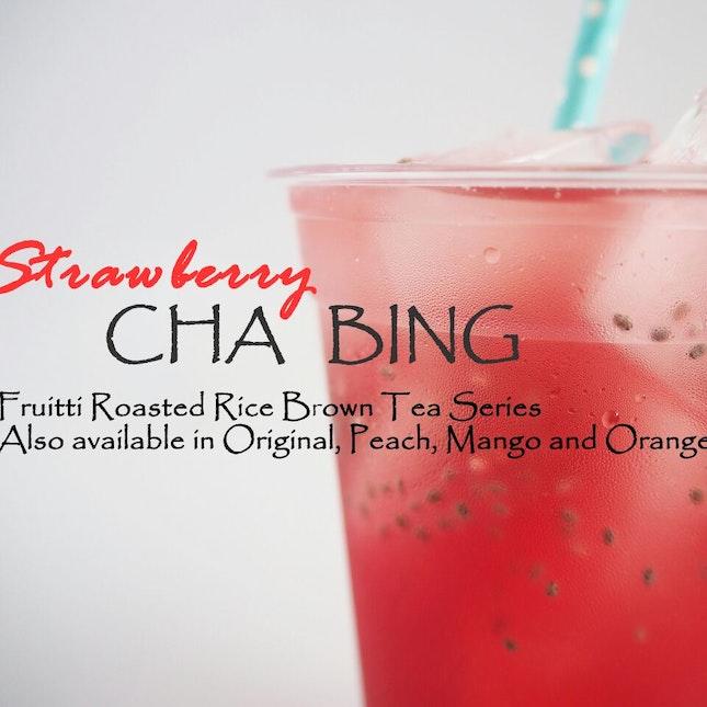 Our Menu (Cha Bing)