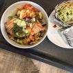 Wrap, Sandwich Or Salad Bowl?