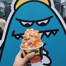 Ice Cream With Popcorn!!🍿️