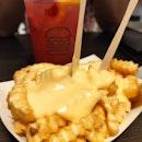 Cheesy Fries 😍