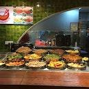 Cheap & Good Mixed Rice 杂菜饭