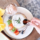 Original Pancakes w Hokkaido Strawberry Ice Cream [S$19.90++] ・ Missing some pancakes from @CafeDeNicolesFlower, not to mention the lovely interior too🌸 ・ 224 Telok Kurau #01-01 Singapore 423836 ・ #Burpple #FoodieGohEunos ・ ・ ・ ・ #foodietribe #tslmakan #instafood_sg #yummy #foodstagram #foodgasm #sgfoodies #sgfoodie #foodsg #singaporefood #whati8today #sgfoodporn #eatoutsg #8dayseat #singaporeinsiders #singaporeeats #sgfoodtrend #sgigfoodie #thisisinsiderfood #foodinsingapore #foodinsing #pancakes  #desserts #icecream