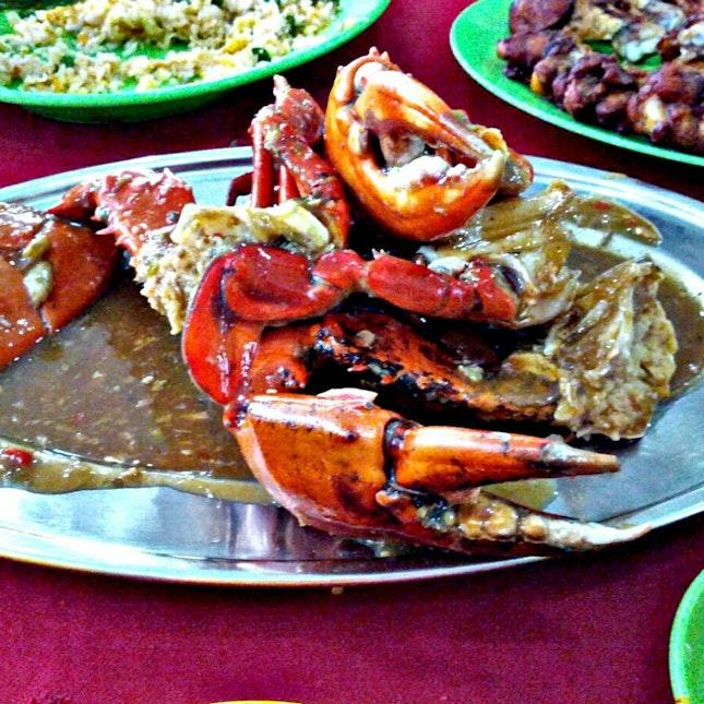 Best Crab Ever!