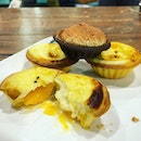 6.8/10  Liusha, tiramisu and cheese tarts from Icing Room/Breadtalk.