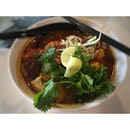 Laksa Malaysia | Thick and rich soup with a generous serving of tofu pok 😍They also have the pay-it-forward concept so if you're feeling charitable...