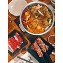 Unlimited 🐮🐷🐑 + Sichuan Mala soup for RM38 | Soup can be spicier but regardless, I will be back for more.