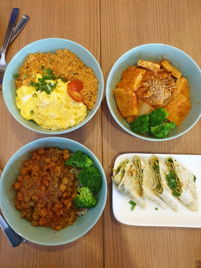 Assorted Rice Bowls