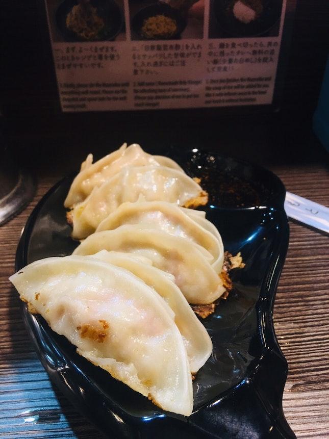 Pan Fried Gyoza (RM8)