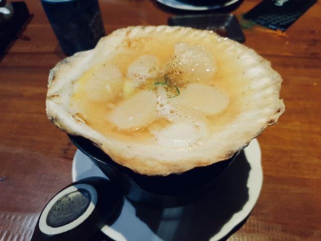 Scallop Soup