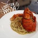 Lobster Aglio E Olio ($18.90)