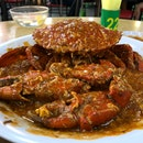 Average Chilli Crab Experience