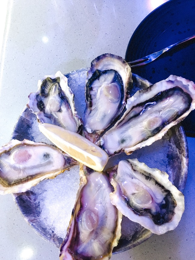 Japanese Oysters