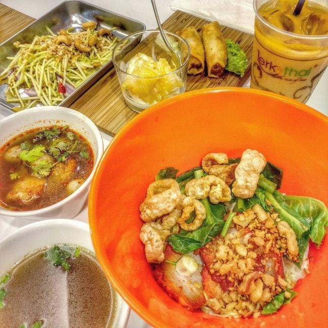 Thai Set Meal