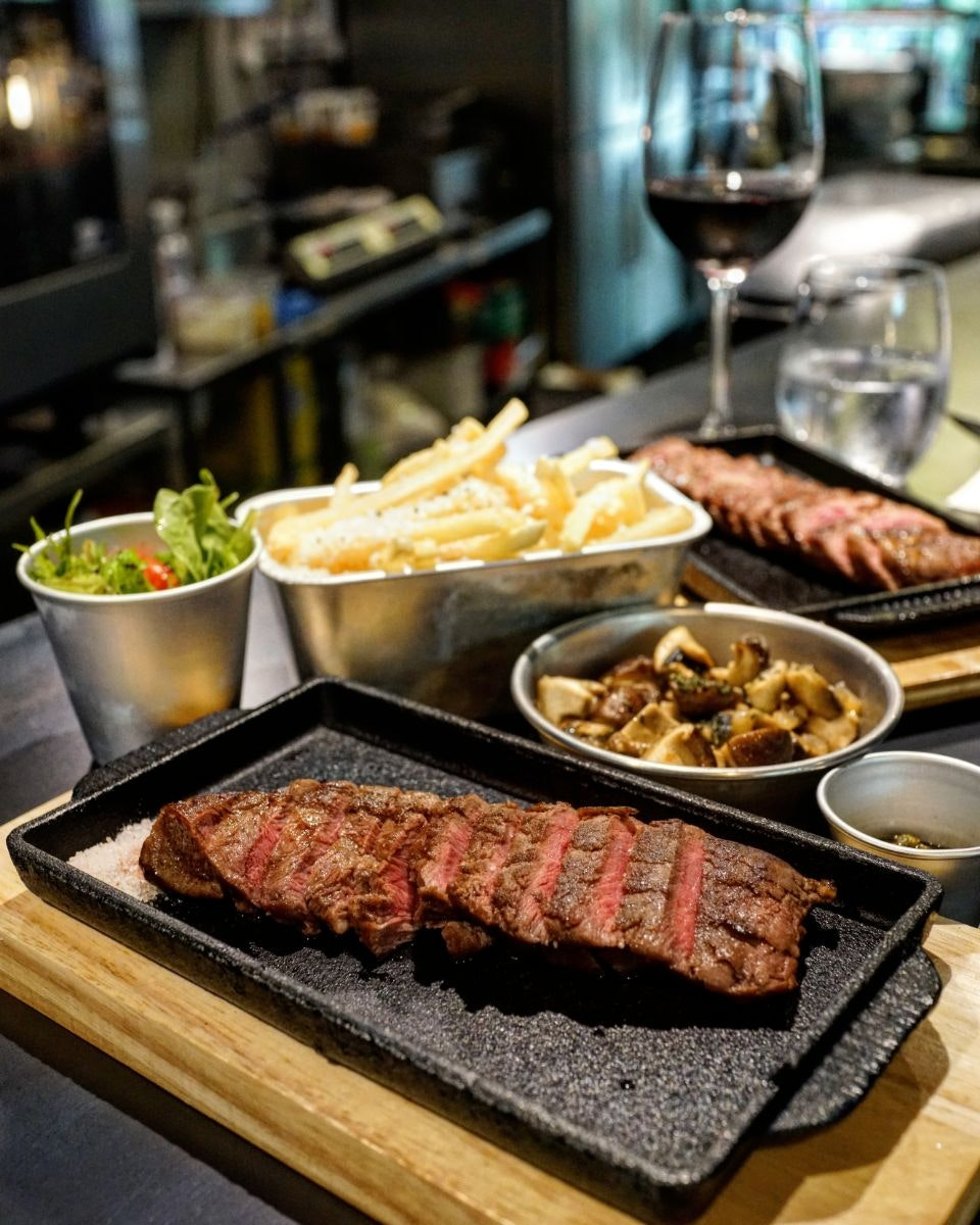 Steakhouse Hidden Within