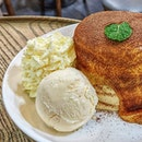 Pancake Cafe Central Ladprao