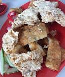 Prawn Paste & Fish Cakes