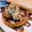 Waffle Icecream
