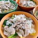 Restoran Kean Fatt Pork Noodles