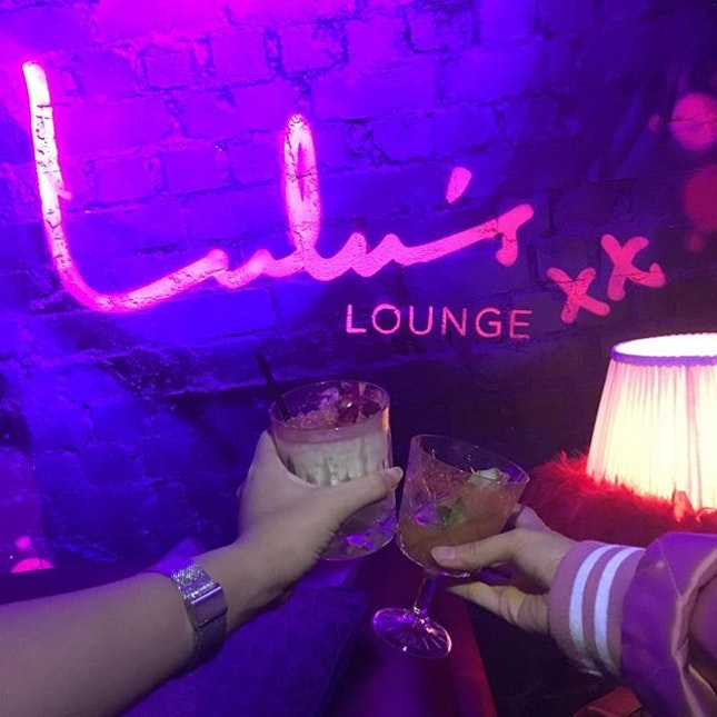 Current situation: Thursday nights done right at the launch of Lu Lu's Lounge.