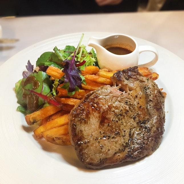 Ribeye Steak ($28)