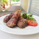 Australian Grilled Lamb Chops ($32)