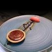 Chocolate Tart ($18)