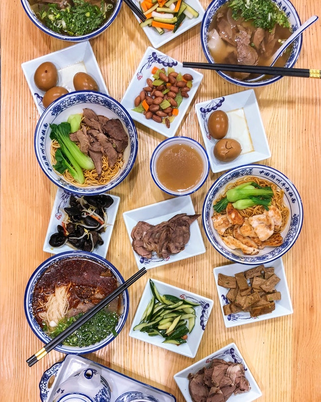 Eatup: A Lan Zhou La Mian Feast in the West