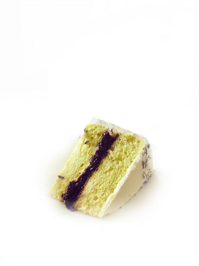 Pulut Hitam Cake ($7)