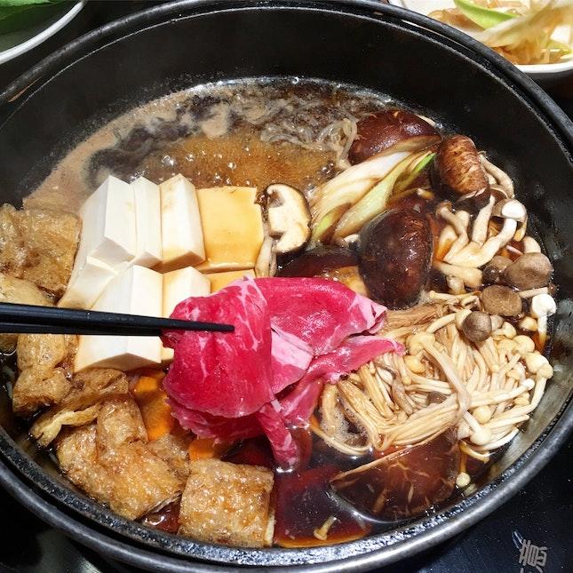 Sukiyaki Buffet