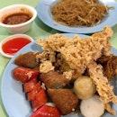 Seng Kee Ngo Hiang Prawn Cracker (Old Airport Road Food Centre)