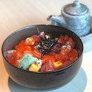Lots of roe are involved in their Premium Bara Chirashi, but because the raw seafood are marinated upon order, just wondering if the flavours of this donburi can be a little more savoury.