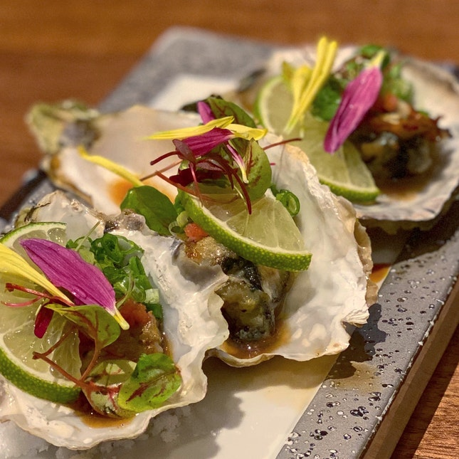 Japanese Oysters from Mie Prefecture