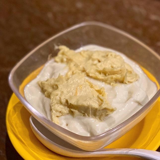 Durian Mousse, Double Shot