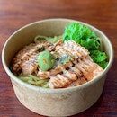Salmon Mentaiko & Chilled Citrus Ramen