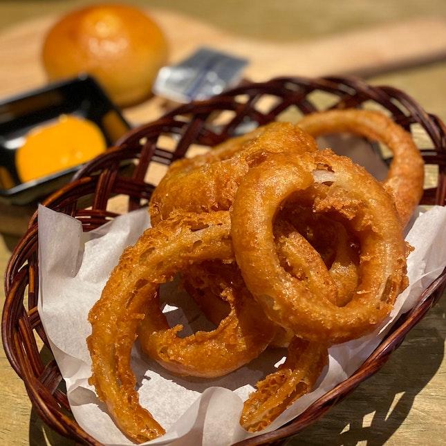 Josh's Famous Onion Rings