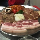 Wang Dae Bak BBQ - Set B (for 2 Pax)