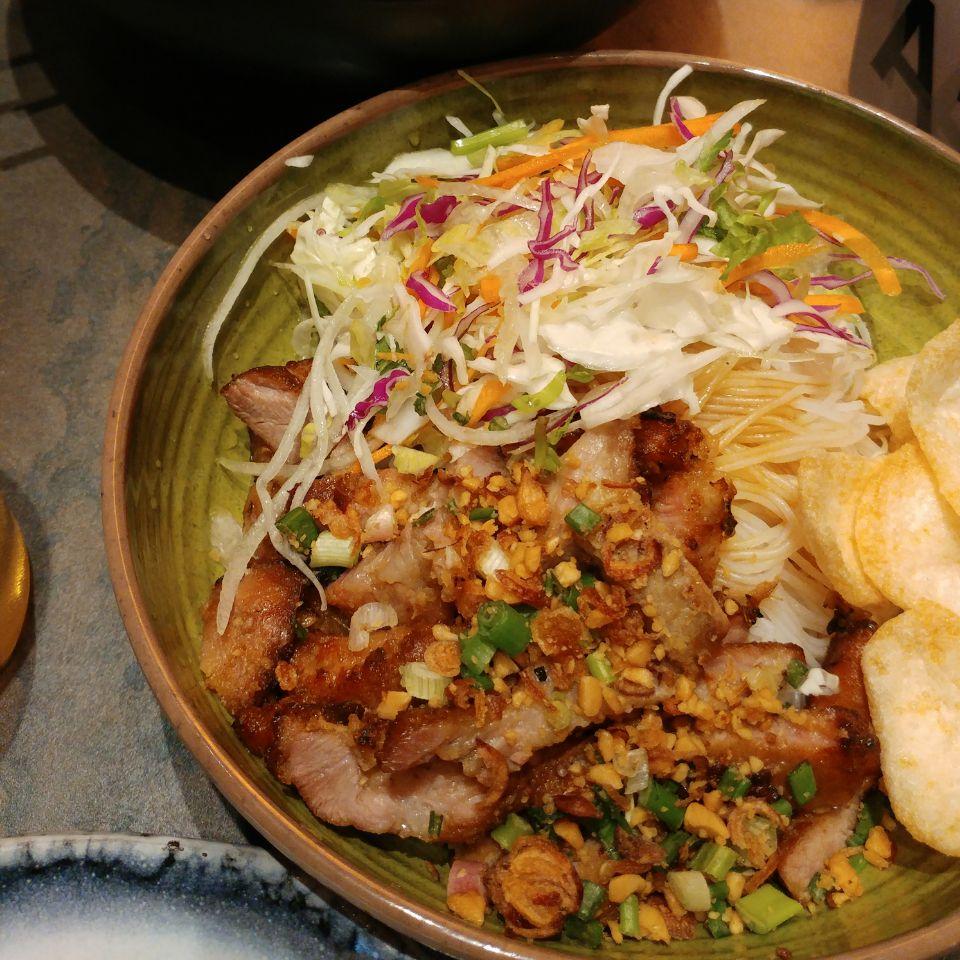 Decent Viet Food