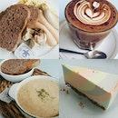 Tian Kee & Co  Their rainbow cheesecake 😍😍😍