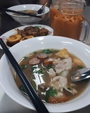 Tried the new thai kway chap just a few minutes walk from my place!