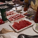 - Hotpot situation with fellow LOs at FCGF's LO appreciation dinner!