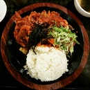 돼지고기 덮밥 Spicy Bbq Pork On Rice