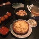 ~ DINNER AND DRINKS ~  Price: ~ $15 per pax after 50% @eatigo_sg discount .