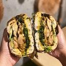 Firewood Chicken & Bagel