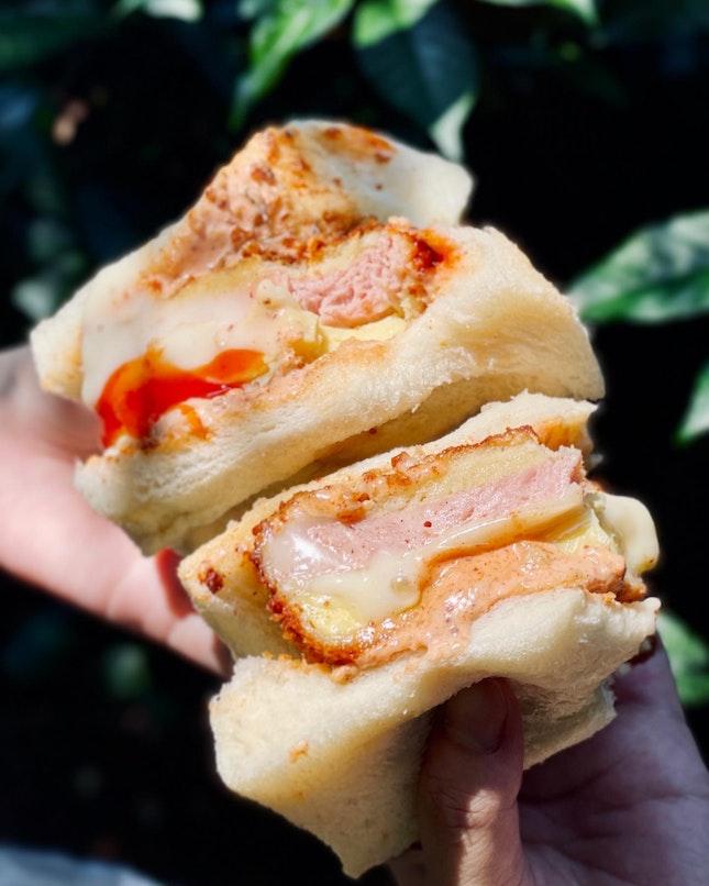 Favorite Sandwich Place!