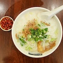 7🌟 / 10🌟 Fish Meat Bee Hoon soup @ S$4.50 from Cantine at Jurong Point Mall